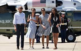 where the obamas are heading to get away this weekend travel