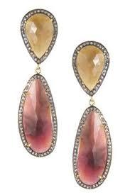 rivka friedman earrings rivka friedman 18k clad earrings baubles