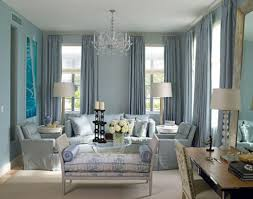Blue Gray Color Interesting 30 Blue Silver Living Room Designs Decorating Design
