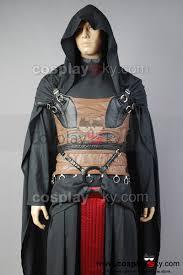 Wilfred Costume Star Wars Darth Revan Cosplay Costume Star Wars Cosplay