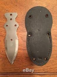 Blind Horse Knives Horse Knives Broken Arrow Knife Bushcraft Speartip Knife