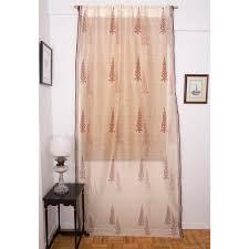 indian handmade silk cotton curtains marigoldstyle