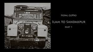 land rover nepal now ilam to sandakpur nepal in a jeep with a gopro part 1 youtube