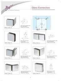 sell glass connectors door stopper door hinge circle shoer door