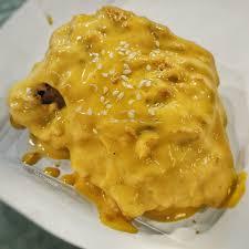 makanan enak berbau keju kfc hot and cheesy chicken foodtofoodie