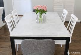 Caseys Dining Room Reveal DIY Playbook - Dining room stools