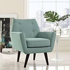 Overstock Armchair Modway Posit Mid Century Upholstered Armchair Free Shipping