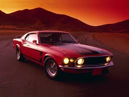 Mustang Boss 302 Black And Red Mustang Boss 302 Wallpapers 75