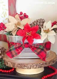 Mykirklands by Rustic Christmas Centerpieces Cheminee Website