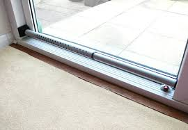 Security Bars For Patio Doors Amazon Com Frostfire Dual Function Home Security Bar Silver