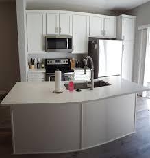 zurich white kitchen cabinets zurich white condo kitchen 2 cabinet