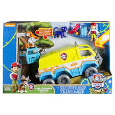 buy paw patrol jungle terrain vehicle rescue