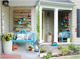 Fall Decorated Porches - easy front porch ideas thesouvlakihouse com