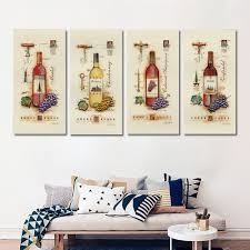Cheap Framed Wall Art by Online Get Cheap Kitchen Framed Pictures Aliexpress Com Alibaba