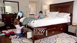 Bedroom Discount Furniture Spencer Bedroom With Hidden Storage Bob U0027s Discount Furniture