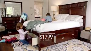 Bobs Furniture Mattress Spencer Bedroom With Hidden Storage Bob U0027s Discount Furniture