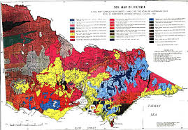 soil map broadscale soil map vro agriculture