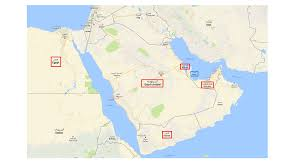 Bahrain Map Middle East by Qatar Airways Caught In A Political Crisis Leeham News And Comment