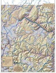The Forest Game Map 2007 South Central Idaho Fires Information
