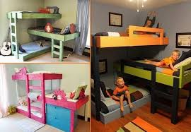 Bunk Beds For Free Free Bunk Bed Plans L Shaped