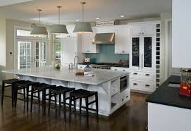 white kitchen island granite top kitchen u shape white kitchen decoration using white