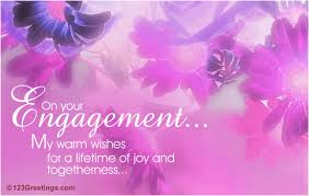 engagement congratulations card on your engagement free engagement ecards greeting cards 123