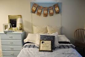 wall mounted beige square low profile bed small basement bedroom