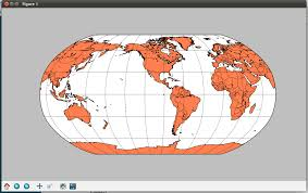 Map Projection Definition Matplotlib Basemap Tutorial Making A Simple Map Peak 5390