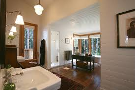 best vinyl plank flooring bathroom rustic with beadboard cabin