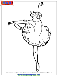 ballet dancer coloring page h u0026 m coloring pages