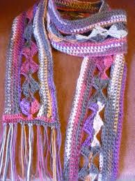 simple pattern crochet scarf make a simple crochet scarf baking and making