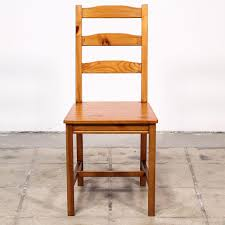 rustic pine ladder back chair chairs desks and ladder back chairs