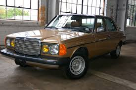 mercedes 300d for sale 1985 mercedes 300d turbo chagne with palomino mb tex