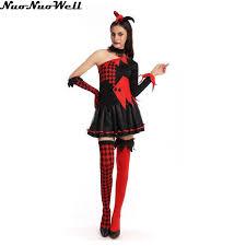 Womens Clown Halloween Costumes Cheap Circus Halloween Costumes Aliexpress