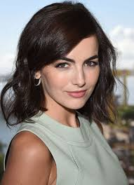 lob haircut dark wavy hair the 60 chicest lobs to try this year camilla camilla belle and lob
