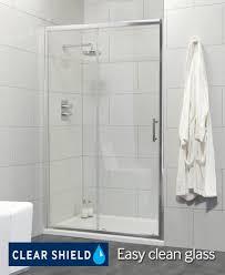 1000 Sliding Shower Door Sliding Doors Cello 1000mm Sliding Shower Enclosure