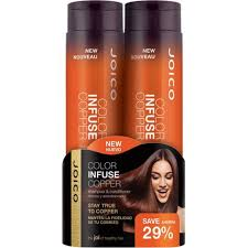 Shoo Joico buy joico color infuse copper duo shop joico color infuse copper duo