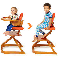 Svan High Chair Baby Gear Grows Converts And Transforms With Baby