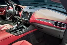 suv maserati interior 2017 maserati levante first impressions news cars com