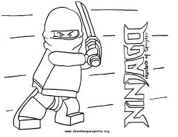 free printable ninjago coloring pages for kids throughout ninjago