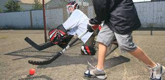 how your kids can play hockey at home active for life active