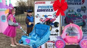 power wheels jeep frozen disney princess frozen ride on sleigh carriage power wheels