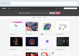 dribbble freelance designer here are the best sites to find great work