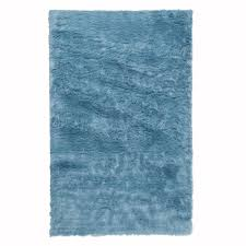 Faux Fur Area Rugs by Home Decorators Collection Kingdom Blue 8 Ft X 11 Ft Area Rug