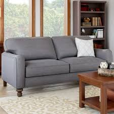 Aaron Upholstery Leighton Premier Sofa Wayfair