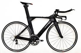 stradalli black full carbon time trial bike shimano ultegra 6800