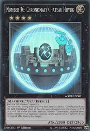card rulings number 36 chronomaly chateau huyuk yu gi oh