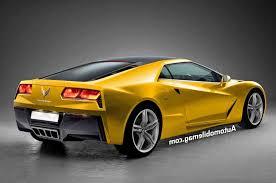 cadillac with corvette engine future mid engine corvette spider cars