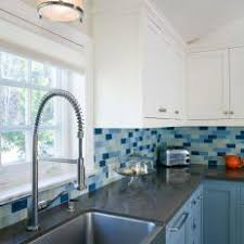 blue cabinets in kitchen photos hgtv