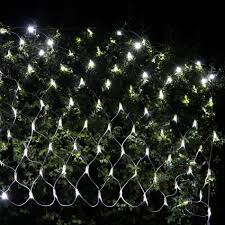 fantastic net lights commercial outdoors